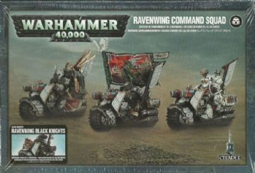 Games Workshop Warhammer 40000 40K Ravenwing Command Squad 44-11